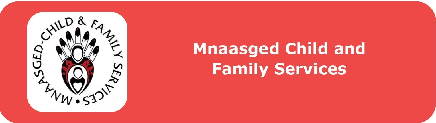 Mnaasged Child and Family Services  Click to visit this agency's website.